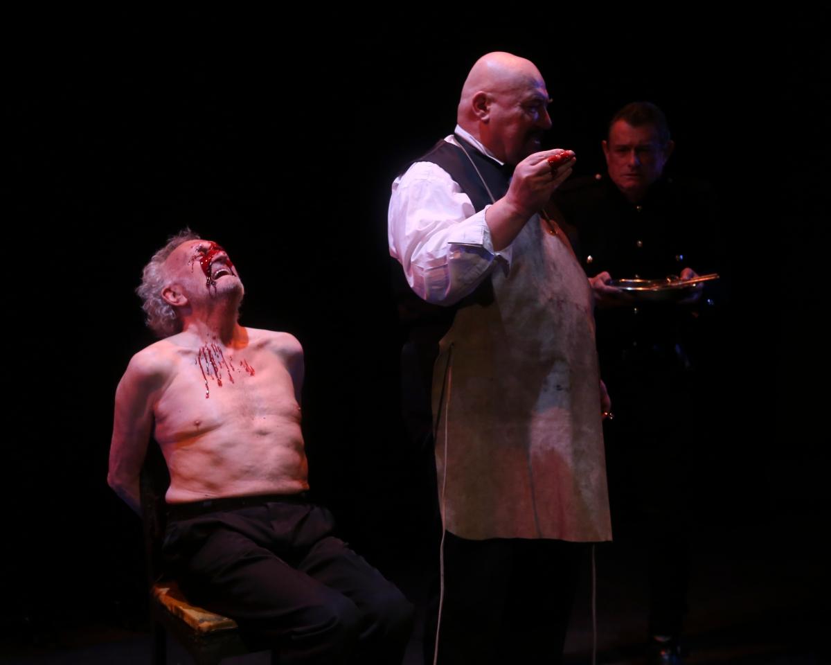 John Morton in King Lear