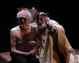John Morton in King Lear
