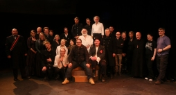 The Cast of King Lear