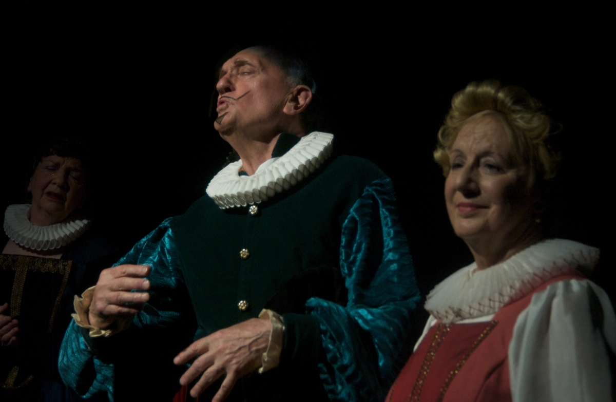 John Morton in Quartet