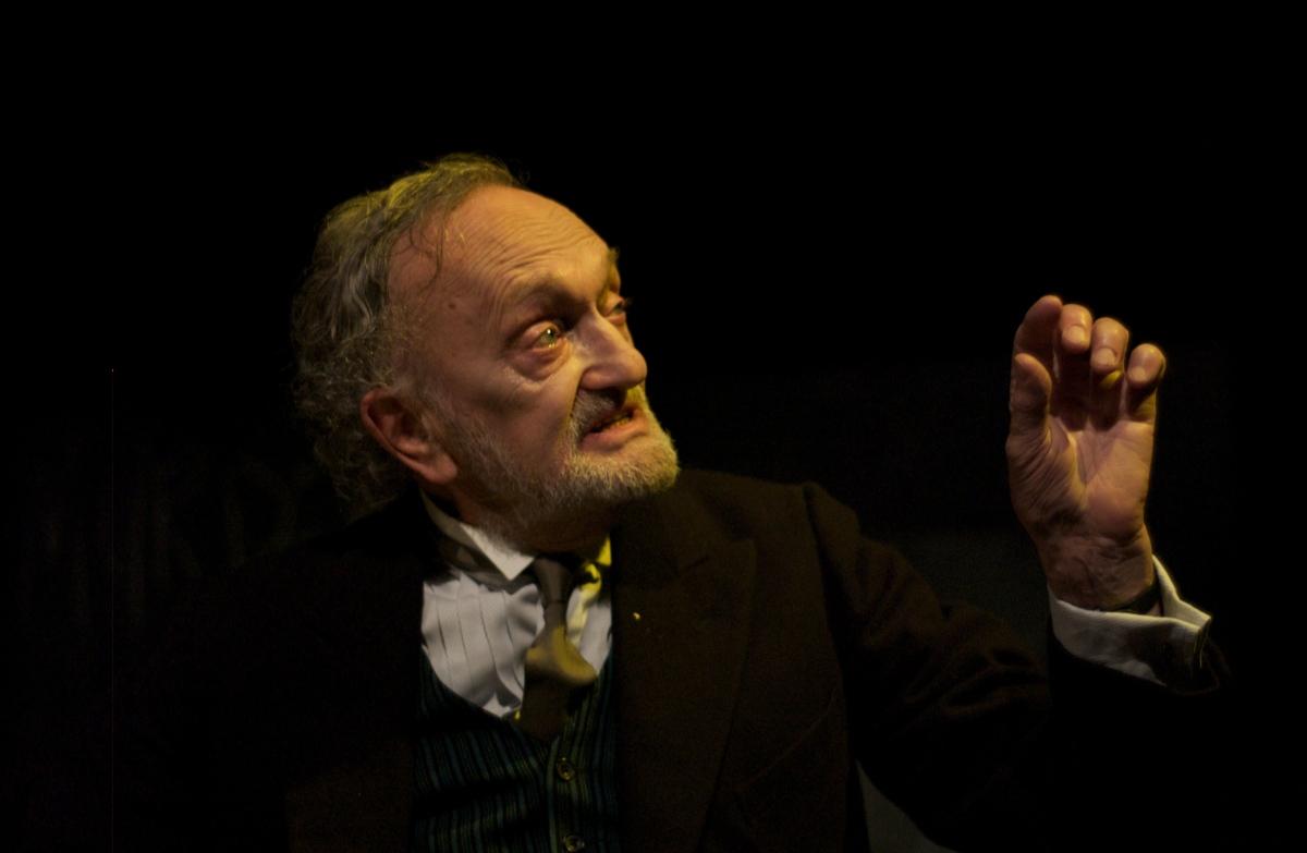John Morton in Hamlet