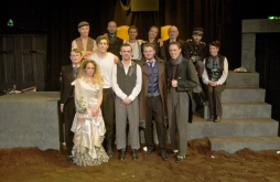 The Cast of Hamlet