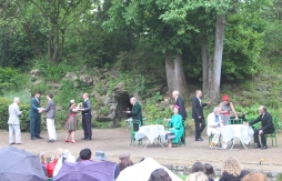 The Cast of The Taming of the Shrew