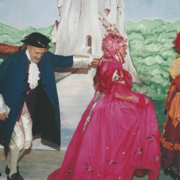 John Morton in Cinderella