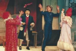 John Morton in Cinderella