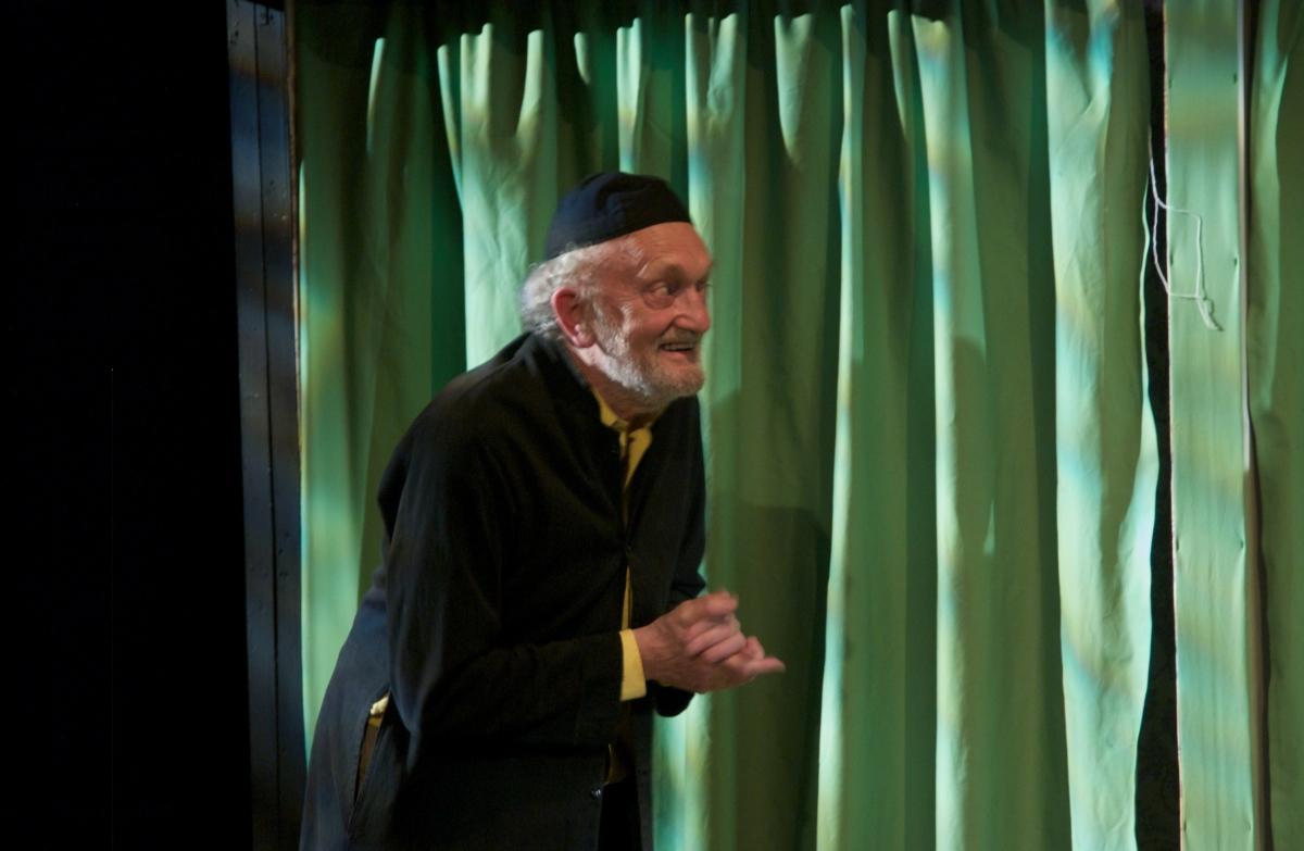 John Morton in Twelfth Night
