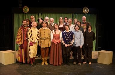 The Cast of Twelfth Night