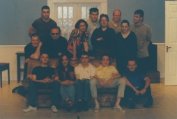 The Cast of The Day I Stood Still