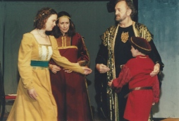 John Morton in The Winter's Tale