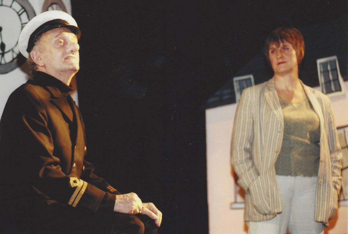 John Morton in Under Milk Wood