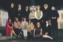The Cast of Under Milk Wood