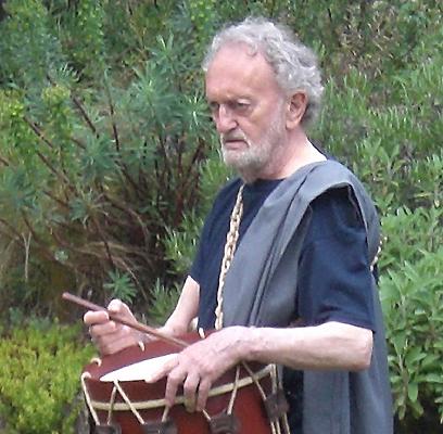 John Morton in Julius Caesar - Paris