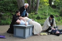John Morton in Romeo and Juliet - Paris