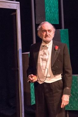 John Morton in The Voysey Inheritance